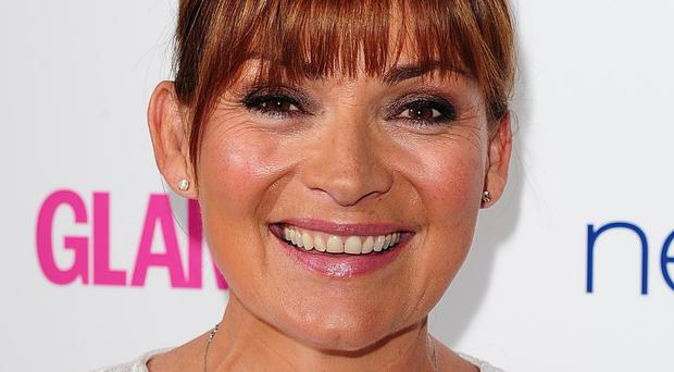 Lorraine Kelly stars in a TV advertising campaign