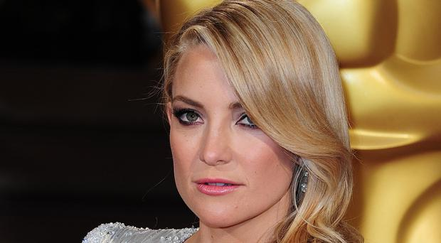 Kate Hudson said she would never have an eating disorder