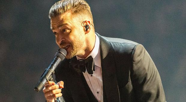 Justin Timberlake has made a young fan's dream come true