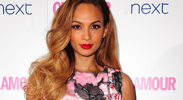 Alesha Dixon has opened up about her split from MC Harvey