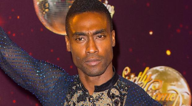 Simon Webbe says he has been embracing his Strictly Come Dancing look