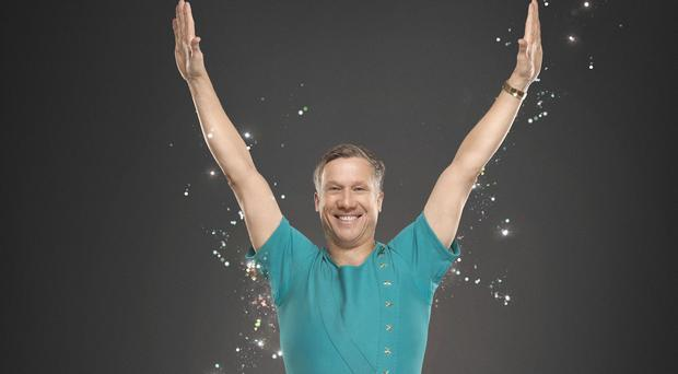Peter Duncan has been eliminated from Tumble
