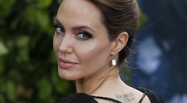 Angelina Jolie has talked about what she did during her time off in Australia