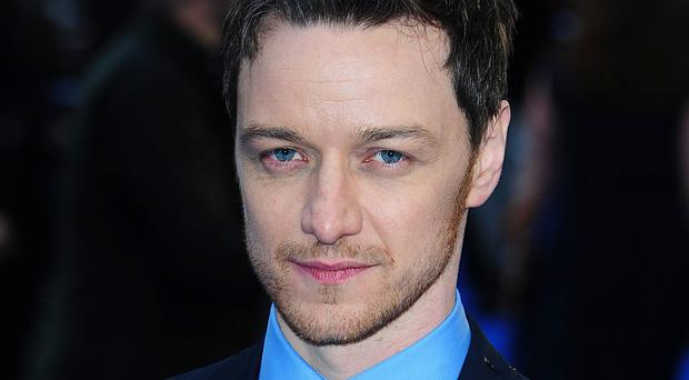 James McAvoy nominated Scottish political leaders to do the ice bucket challenge