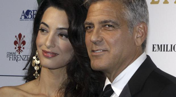 George Clooney and Amal Alamuddin will marry in Venice