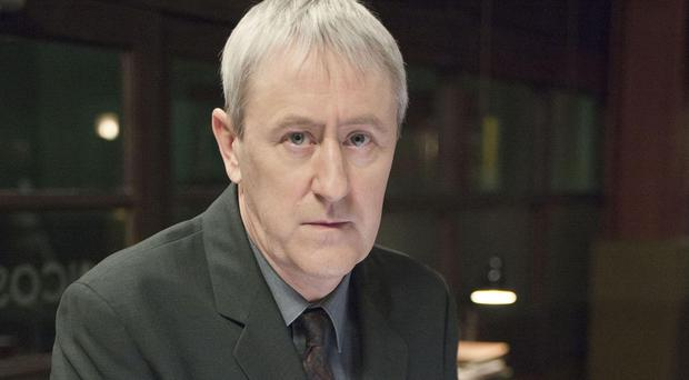 Nicholas Lyndhurst is back on our screens in New Tricks