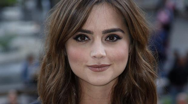 Doctor Who star Jenna Coleman doesn't want to spoil any future plot twists for the show's fans