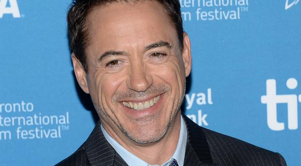 Robert Downey Jr has opened up about his son's drug problems