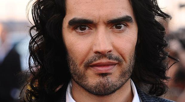 Russell Brand is dating Jemima Khan