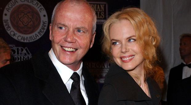 Nicole Kidman's father Dr Anthony Kidman has reportedly died in Singapore (Rex)