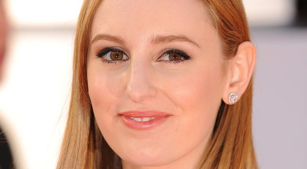 Downton Abbey star Laura Carmichael