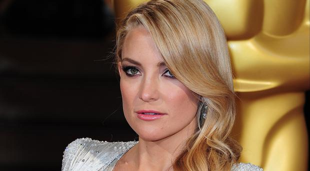 Kate Hudson is delighted at establishing a