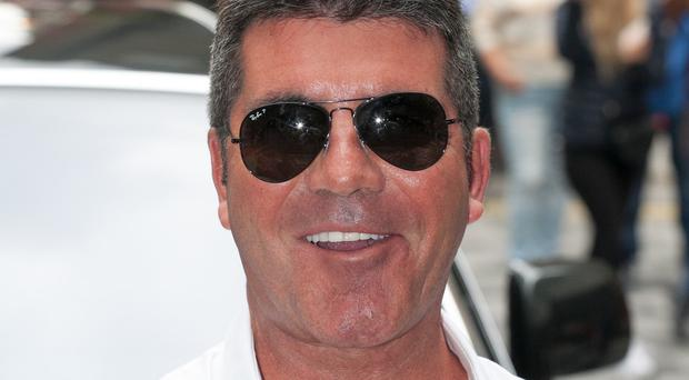 Simon Cowell is back on The X Factor this year