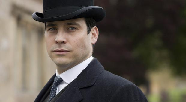 Rob James-Collier says he worries his Downton Abbey character Thomas Barrow will be killed off