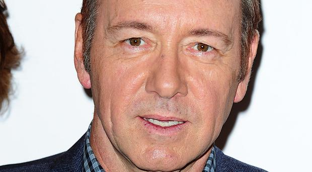 Kevin Spacey said it was 'difficult to measure the degree of terror' he felt over cyber threats