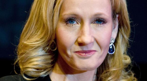 JK Rowling is delighted that the Union will remain