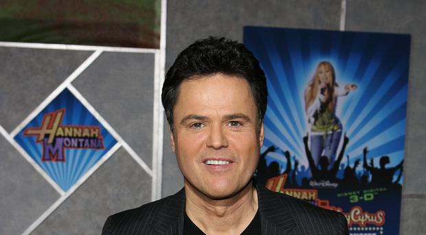 Donny Osmond is joining the Strictly judges