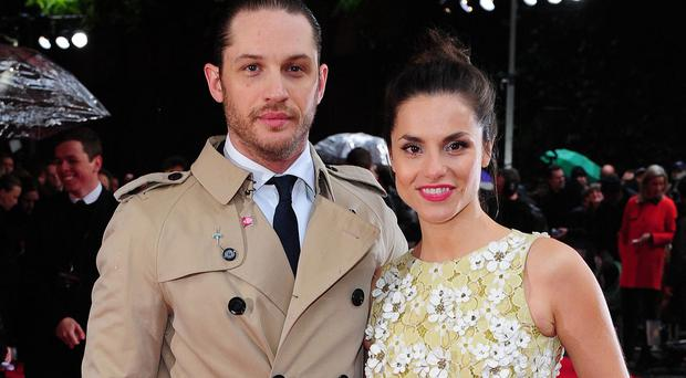 Tom Hardy and Charlotte Riley married in France in July