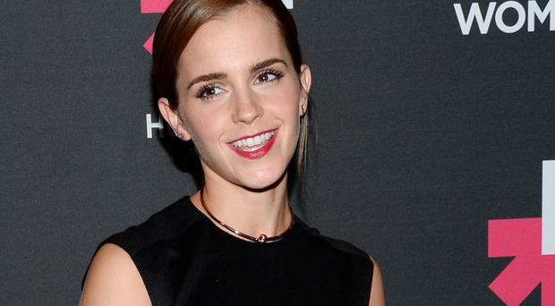 UN Goodwill Ambassador Emma Watson launched the HeForShe campaign in New York