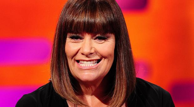 Dawn French has a new university role
