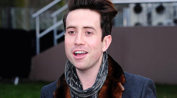 Nick Grimshaw is hoping to make the record books with his twerking