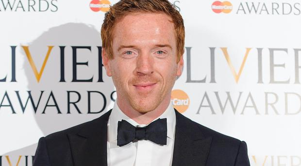 Damian Lewis has been spotted on the new Homeland set