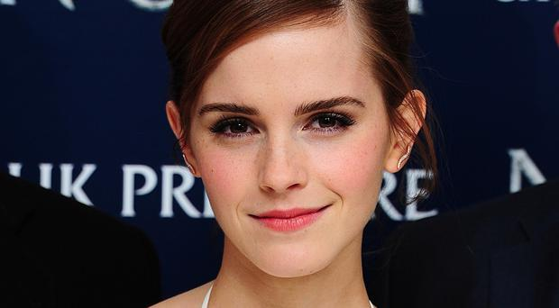 Threats made to Emma Watson on a website appear to have been a hoax