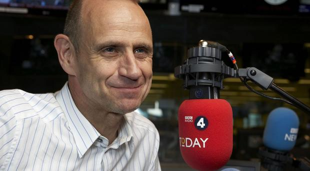 Evan Davis has left the Today programme for Newsnight