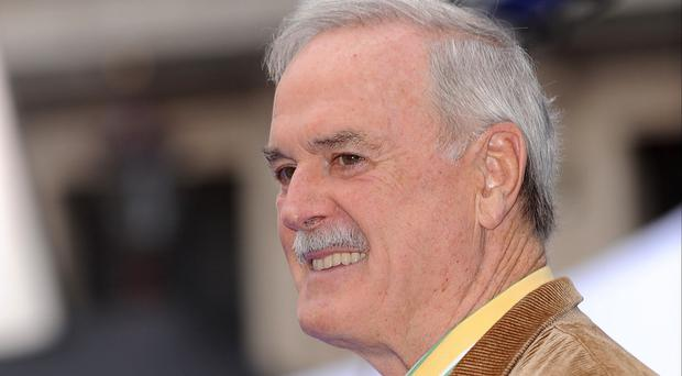 John Cleese said his late mother Muriel had 'utterly egotistical impulses'