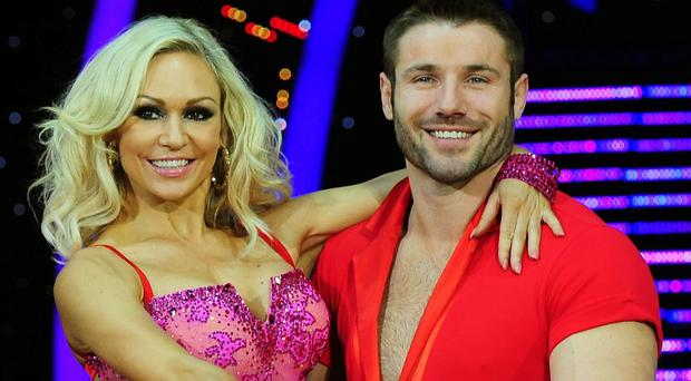Ben Cohen has said rumours about Kristina Rihanoff being involved in his marriage breakdown are nonsense
