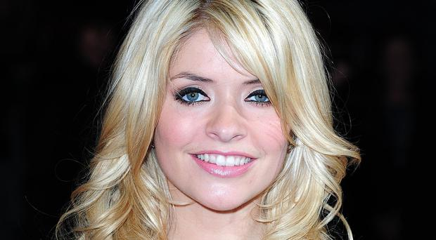 Holly Willoughby has given birth to her third child