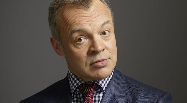 Graham Norton has released a new memoir