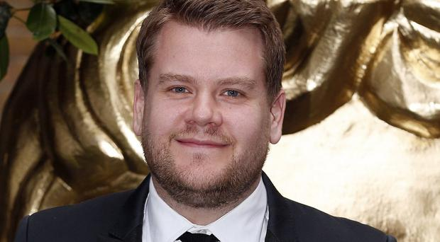 James Corden says his family is 'happy and complete'