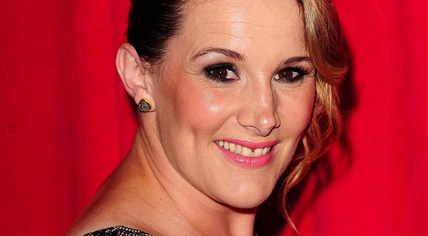 Sam Bailey has been suffering from Bell's palsy