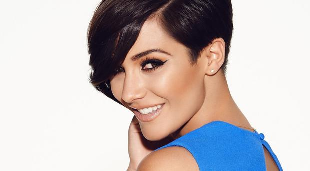Frankie Bridge will be showing off her dancing skills on the Strictly tour