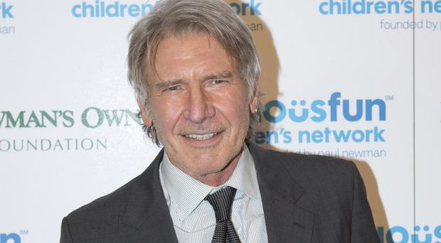 Harrison Ford at the Serious Fun Children's Network London Gala