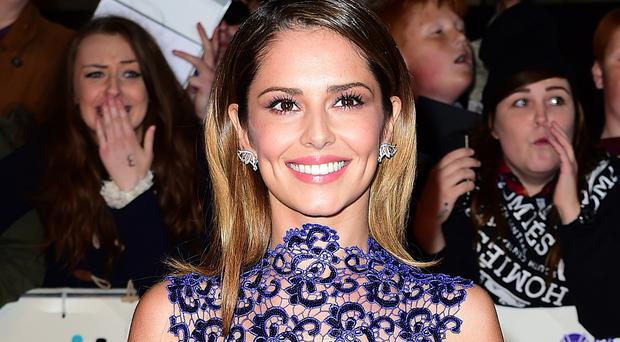 Cheryl Fernandez-Versini hit out at an Instagram troll