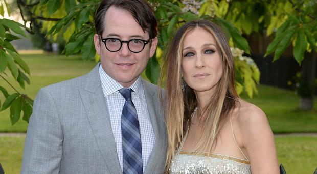 Matthew Broderick and Sarah Jessica Parker have been married for 17 years