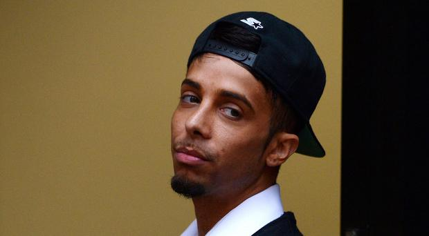 Dappy has been given a suspended sentence