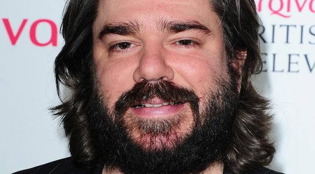 Matt Berry who looks set to be the toast of the British Comedy Awards after his show racked up six nominations
