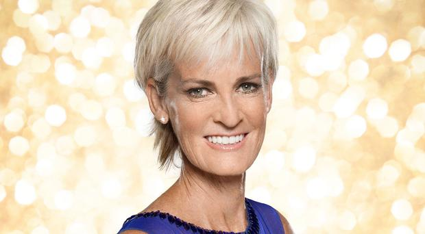 Judy Murray is loving her Strictly experience