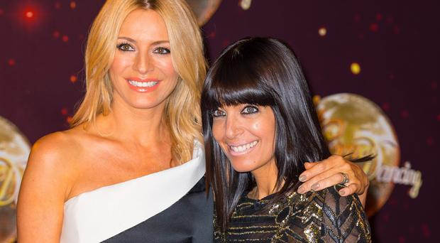 Claudia Winkleman is not ready to return to her Strictly hosting duties