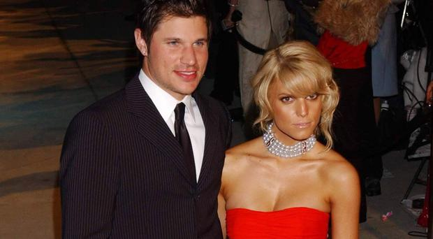 Jessica Simpson and Nick Lachey were married for three years