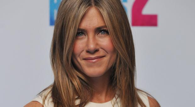 Jennifer Aniston feels great about gaining some weight