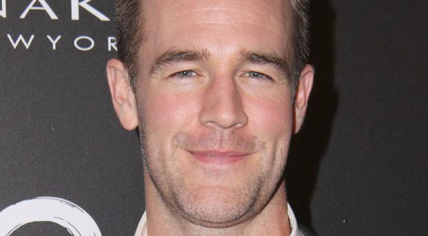James Van Der Beek plays an action hero in CSI: Cyber