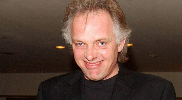 A bench has been installed in Hammersmith in memory of Rik Mayall