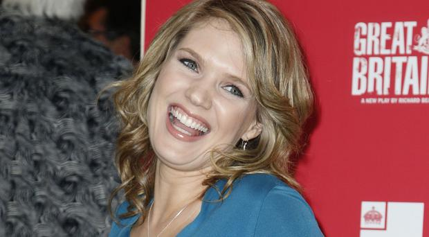 Charlotte Hawkins says she was close to starting IVF treatment before she fell pregnant