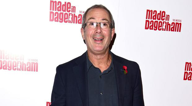 Ben Elton has said acting and the theatre are in the grip of an Oxbridge elite