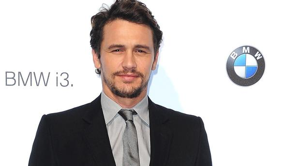 James Franco has taken part in a webchat for Paper magazine