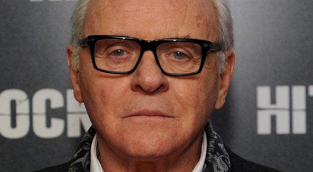 Sir Anthony Hopkins will star in The Dresser